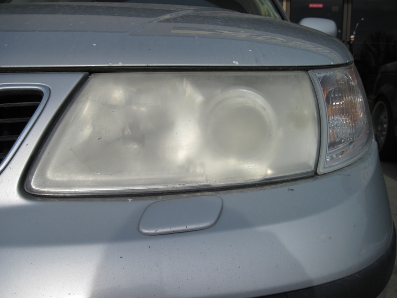 Saab 95 before
